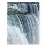 Niagara Falls - Close-up Postcard
