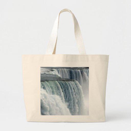Niagara Falls - Close-up Tote Bag