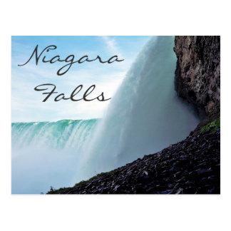 Niagara Falls Closeup, New York Postcard