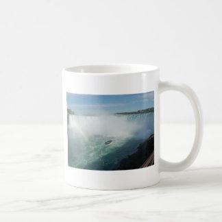 Niagara Falls - criada de la niebla Taza De Café