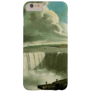 Niagara Falls de la roca de la tabla de Juan Funda Para iPhone 6 Plus Barely There