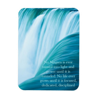 Niagara Falls dedicó y disciplinó Iman Flexible