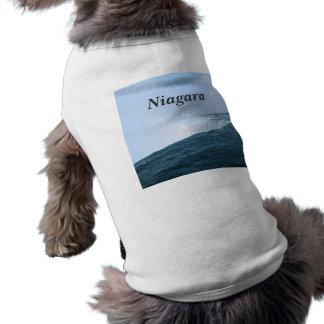 Niagara Falls Pet T Shirt