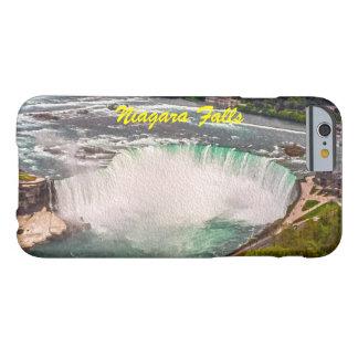 Niagara Falls en la caja del teléfono de la lona Funda Para iPhone 6 Barely There