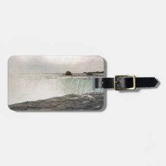 Niagara Falls Etiqueta Para Maleta