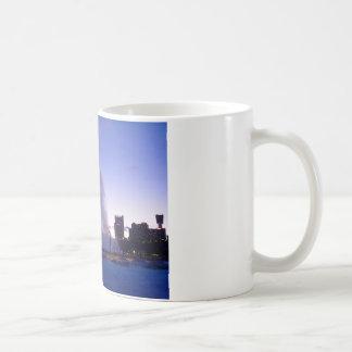 Niagara Falls evening mist Coffee Mug