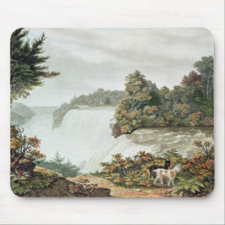 Niagara Falls, from Goat Island Mouse Pad