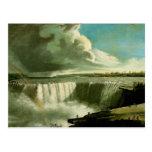 Niagara Falls from Table Rock Post Card