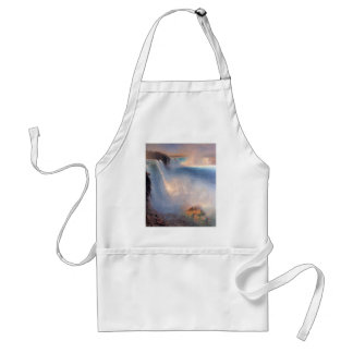 Niagara Falls from the American Side Adult Apron