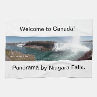 Niagara Falls gift Kitchen Towels