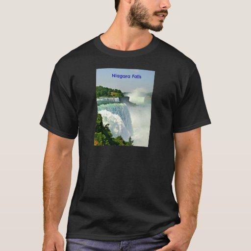 Niagara Falls hermoso Nueva York Playera