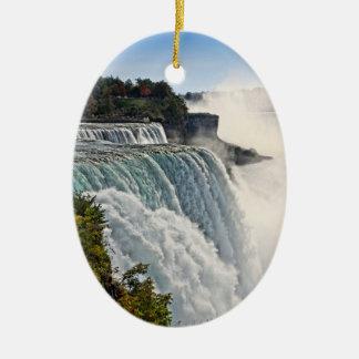 Niagara Falls Holiday ornament
