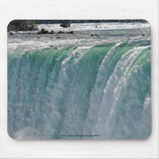 Niagara Falls Horseshoe Falls Canada-US Border Mouse Pad