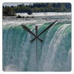 Niagara Falls Horseshoe Falls Nature Photo Clock