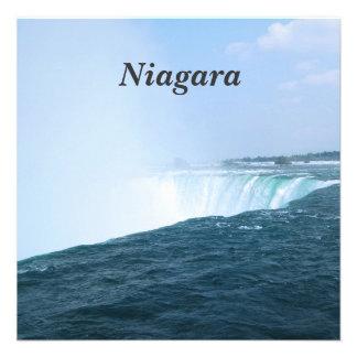 Niagara Falls Invitation