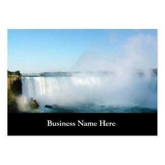 Niagara Falls Large Business Card