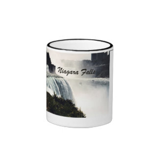 Niagara Falls Ringer Coffee Mug
