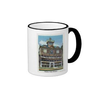 Niagara Falls Museum, View of a Water Nymph Coffee Mug