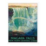 Niagara Falls New York America Post Card