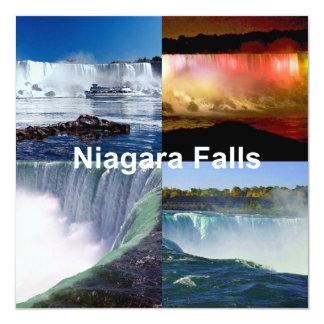 Niagara Falls New York Card