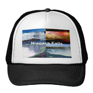 Niagara Falls New York Trucker Hat