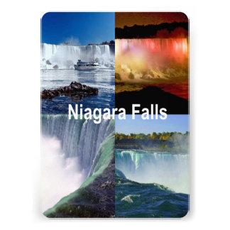 Niagara Falls New York Invite