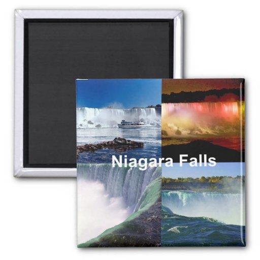 Niagara Falls New York Fridge Magnet