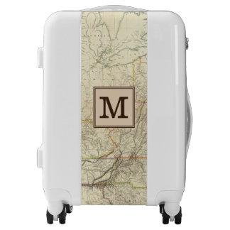 Niagara Falls, New York   Monogram Luggage