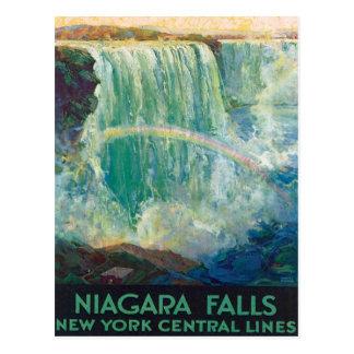 Niagara Falls New York Postcard