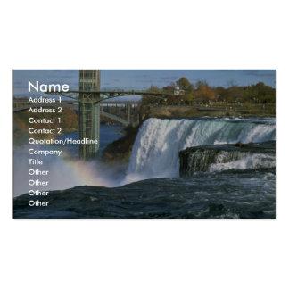 Niagara Falls, New York, USA Business Card