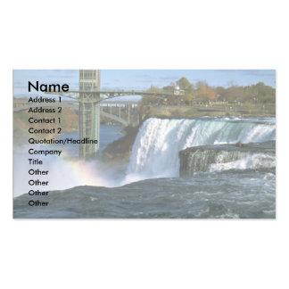 Niagara Falls, New York, USA Business Cards