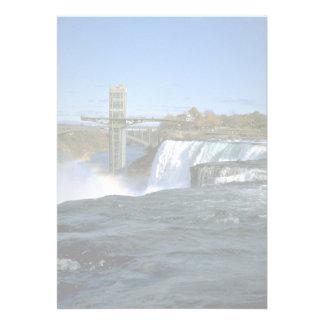 Niagara Falls, New York, USA Custom Invitation
