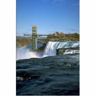 Niagara Falls, New York, USA Cut Out
