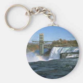 Niagara Falls, New York, USA Keychain