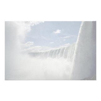 Niagara Falls, New York, USA Stationery Design