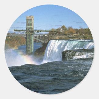Niagara Falls, New York, USA Stickers
