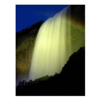 Niagara Falls: Nightly Illumination Postcard
