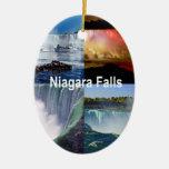 Niagara Falls Nueva York Ornamentos De Reyes Magos