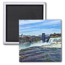 Niagara Falls NY: Prospect Point Observation Tower Magnet