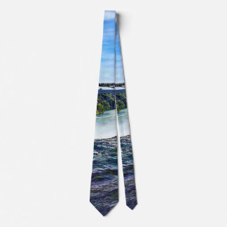 Niagara Falls NY: Prospect Point Observation Tower Neck Tie