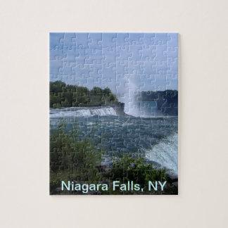 Niagara Falls, NY Rompecabezas