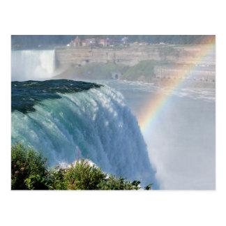 Niagara Falls, NY Tarjeta Postal