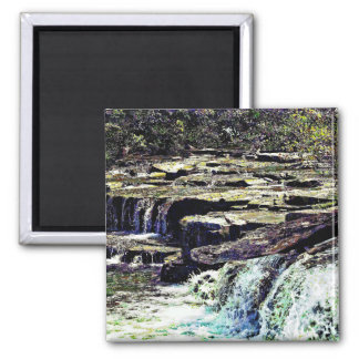 Niagara Falls NY - View From Luna Island Magnet