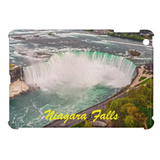 Niagara Falls on Canvas iPad Case