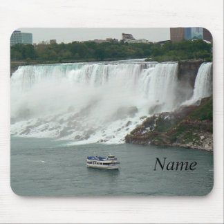 Niagara Falls on the Canadian Side Mouse Pad