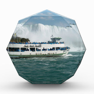 Niagara Falls Ontario Canada Boat picnic Fallsview Award