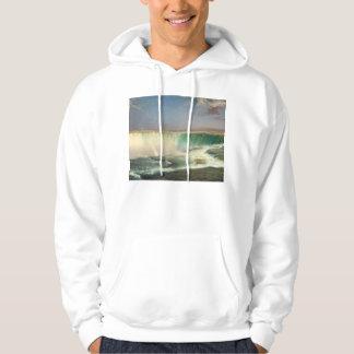 Niagara Falls Painting Hoodie