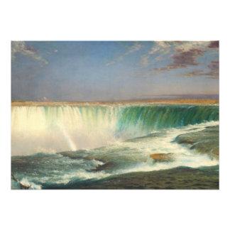 Niagara Falls Painting Invitations