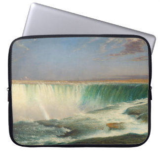 Niagara Falls Painting Laptop Sleeves