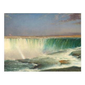 Niagara Falls Painting Postcard